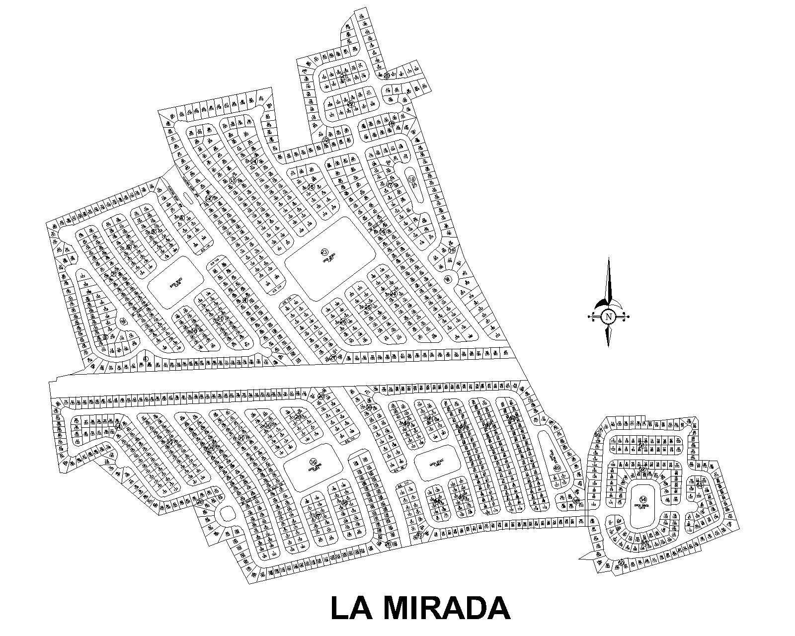 LA MIRADA