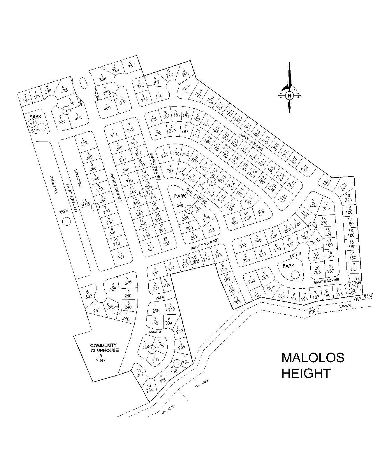 MALOLOS HEIGHTS ESTATE